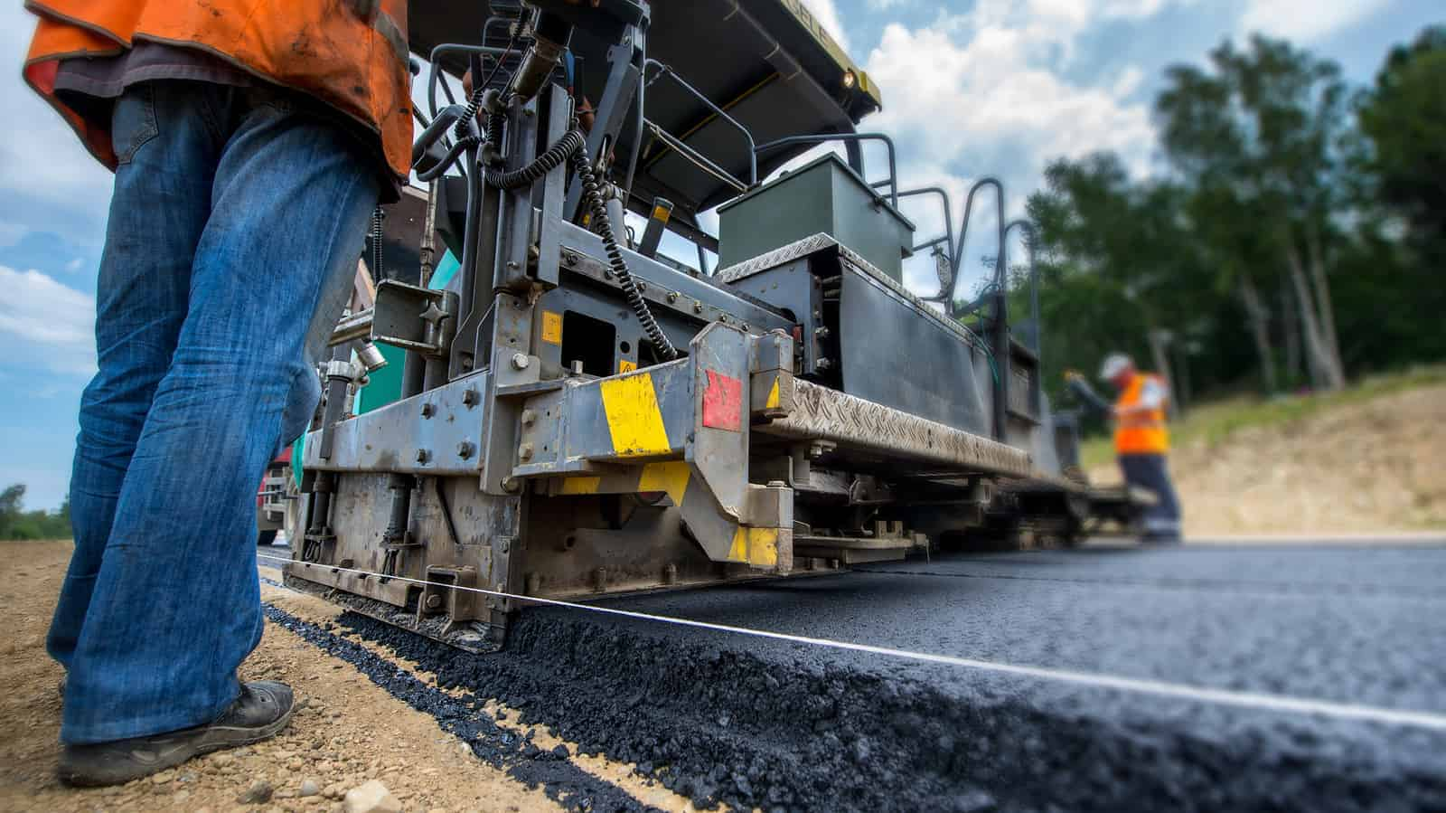 Paving company marketing