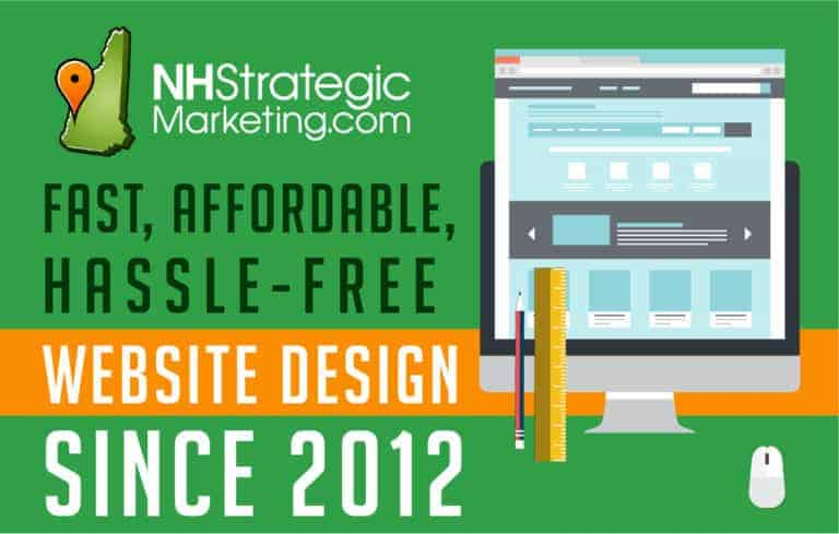 Concord NH's Affordable Web Design Company